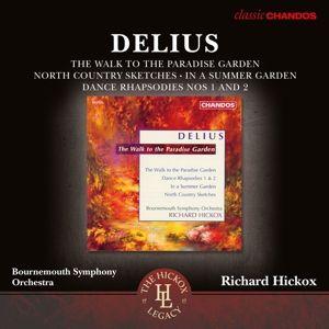 Orchesterwerke-In A Summer Garden/Dance Rhapsod., Hickox, Bournemouth So