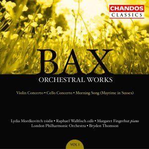 Orchesterwerke Vol. 1, Mordkovitch, Wallfisch, Lpo