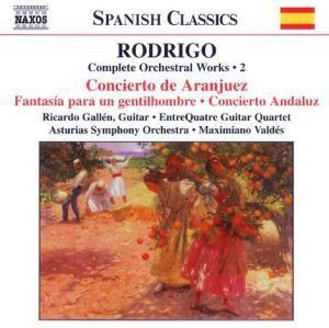 Orchesterwerke Vol.2, Gallen, Valdes, Asturias So
