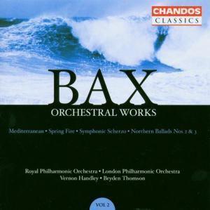 Orchesterwerke Vol.2, Rpo, Handley, Lpo, Thomson