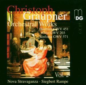 Orchesterwerke Vol. 2, Siegbert Rampe, Nova Stravaganza