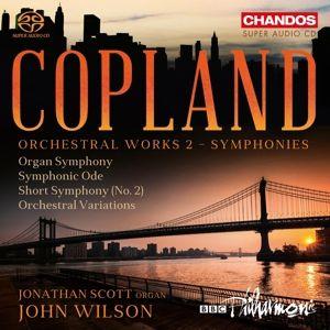 Orchesterwerke Vol.2, J. Scott, J. Wilson, Bbc Philharmonic