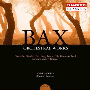 Orchesterwerke Vol. 3, B. Thomson, Ulster Orchestra