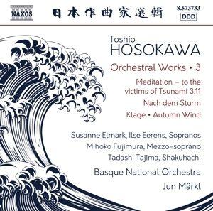 Orchesterwerke Vol.3, Jun Märkl, Basque No