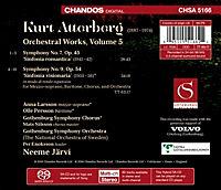 Orchesterwerke Vol.5-Sinfonien 7 & 9 - Produktdetailbild 1