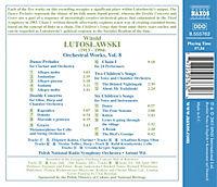 Orchesterwerke Vol.8 - Produktdetailbild 1