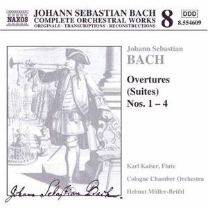 Orchesterwerke Vol. 8 (Orchesterouvertüren), Helmut Müller-Brühl, Kölner Kammerorchester