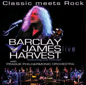 Orchestral And Live, Barclay James Harvest featuring Les Holroyd