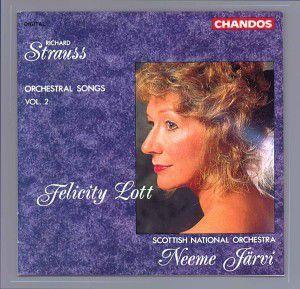 Orchestral Songs Vol.2, Lott, Järvi, Sno
