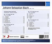 Orchestral Suites 1-4 - Produktdetailbild 1
