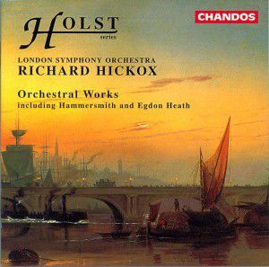 Orchestral Works, Richard Hickox, Lso
