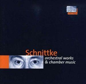 Orchestral Works & Chamber Mus, Spivakov, Kremer, Grindenko