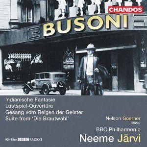 Orchestral Works Volume 2, Nelson Goerner, Neeme Järvi, Bbcp