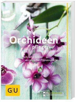 Orchideen pflegen - Frank Röllke pdf epub