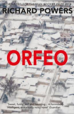 Orfeo, English edition, Richard Powers