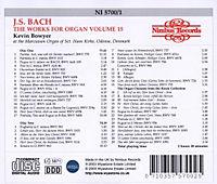 Organ Works Vol.15 - Produktdetailbild 1