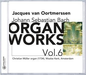 Organ Works Vol.6, Jacques Van Oortmerssen