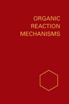 Organic Reaction Mechanisms: Organic Reaction Mechanisms 1976