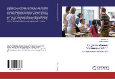 Organisational Communication, Biswajit Das, Ipseeta Satpathy