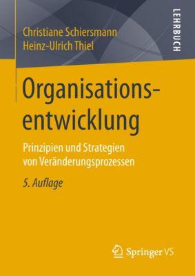 Organisationsentwicklung, Heinz-Ulrich Thiel, Christiane Schiersmann