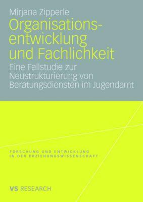 Organisationsentwicklung und Fachlichkeit, Mirjana Zipperle