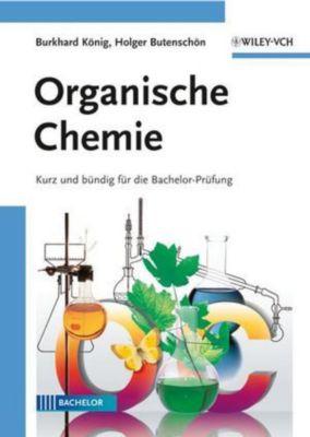 Organische Chemie, Burkhard König, Holger Butenschön