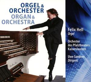 Orgel & Orchester, Hell, Sandner, Orch.Des Pfalztheaters Kaiserslautern