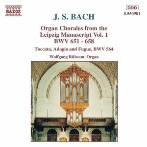 Orgelchoräle Bwv 651-658,564, Wolfgang Rübsam