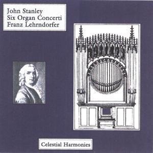 Orgelkonzerte Op.10, Franz Lehrndorfer