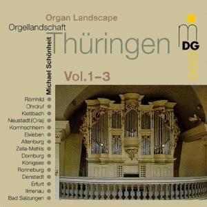 Orgellandschaft Thüringen, Michael Schönheit