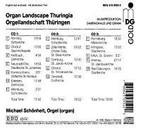 Orgellandschaft Thüringen - Produktdetailbild 1