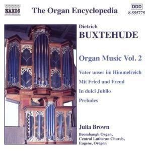 Orgelmusik Vol.2, Julia Brown