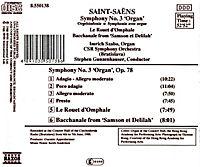 Orgelsinfonie/Le Rouet/Bacch. - Produktdetailbild 1