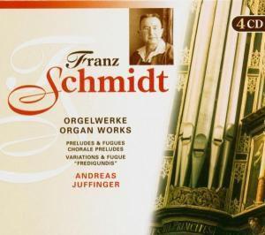 Orgelwerke, Andreas Juffinger
