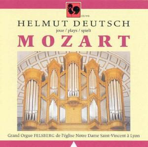 Orgelwerke, Helmut Deutsch