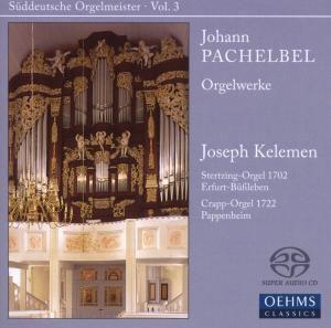 Orgelwerke, Joseph Kelemen