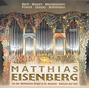 Orgelwerke, Matthias Eisenberg