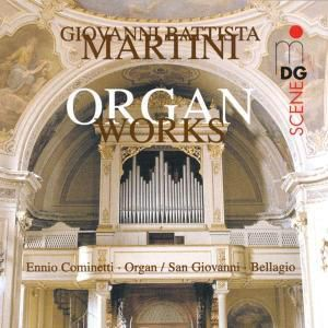 Orgelwerke, Ennio Cominetti