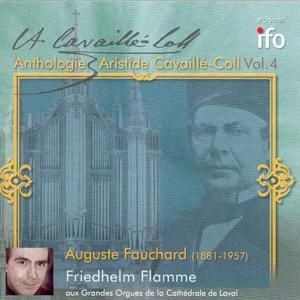 Orgelwerke, Friedhelm Flamme