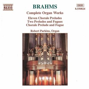 Orgelwerke, Robert Parkins