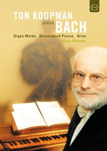 Orgelwerke/Arien/Cembalostücke, Ton Koopman, Klaus Mertens