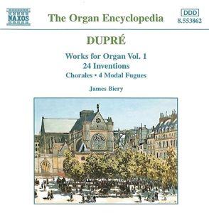 Orgelwerke Vol. 1, James Biery