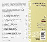 Orgelwerke Vol.1 - Produktdetailbild 1
