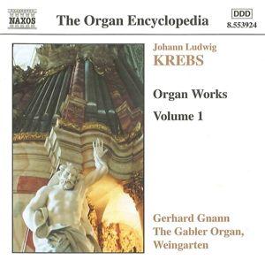Orgelwerke Vol. 1 (Die Gabler-Orgel in Weingarten), Gerhard Gnann