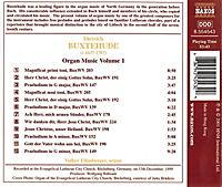 Orgelwerke Vol. 1: Magnificat primi toni BuxWV 203 / Magnificat noni toni BuxWV 205 / Präludium G-dur BuxWV 147 / Choralvorspiele u.a. - Produktdetailbild 1