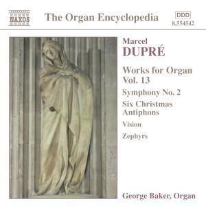 Orgelwerke Vol.13, George Baker