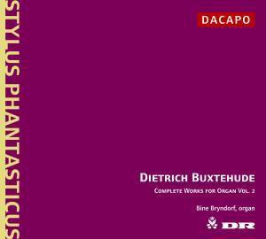 Orgelwerke Vol.2, Bine Bryndorf