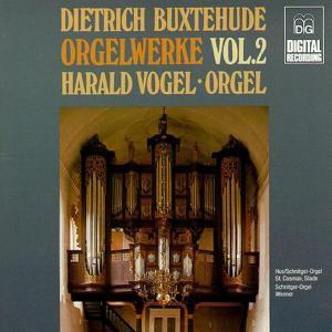 Orgelwerke Vol.2, Harald Vogel