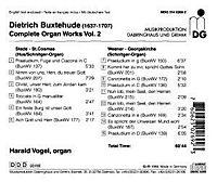 Orgelwerke Vol.2 - Produktdetailbild 1