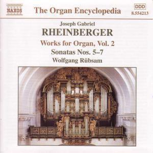 Orgelwerke Vol. 2 (Die Orgel des Doms zu Fulda), Wolfgang Rübsam